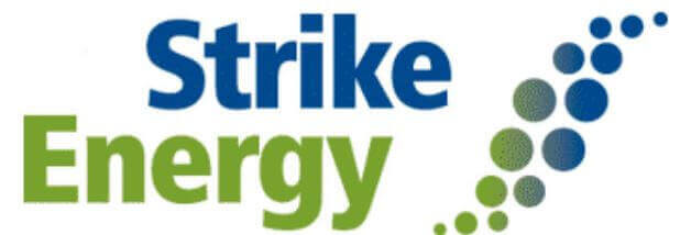 Strike Energy logo